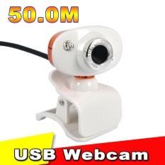 50 Mega Pixel Web Cam Camera 500W HD Digital USB Web Cam Computer Camera CMOS PC Web Camera For Skype - Intl