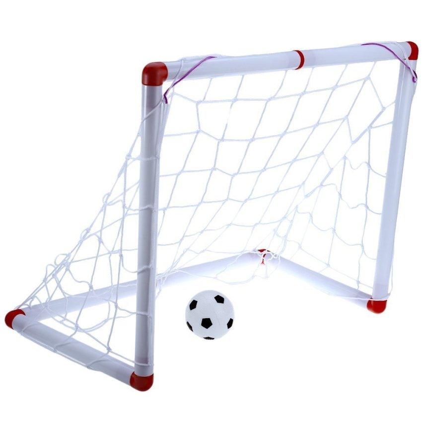 Merah Source Harga Diego Pinto Brazuka Sausa No 2 Soccer Ball Mini Orange. Source · 56 cm Mini Football Soccer Goal Post Net Set Pump Indoor Kids Toy (Intl)