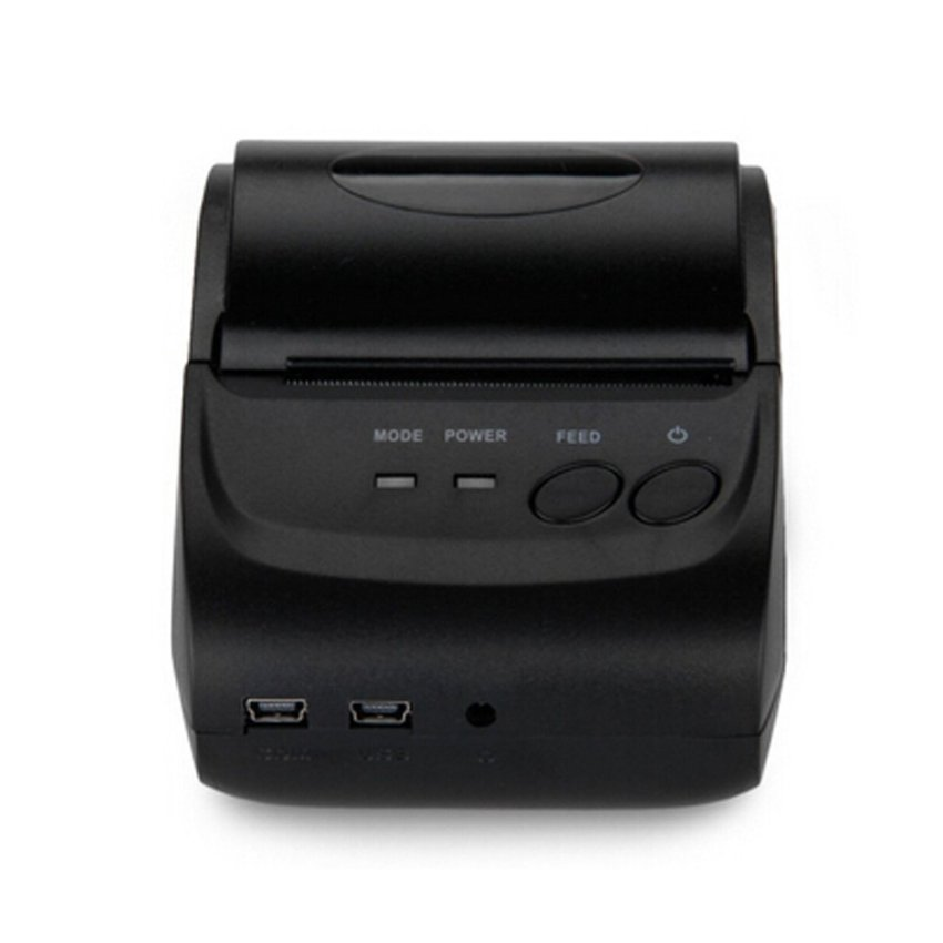 58mm Mini Portable Thermal Printer Thermal Printer Receipt POS-5802LD for Windows Android Smartphone with Bluetooth 4.0 4.3