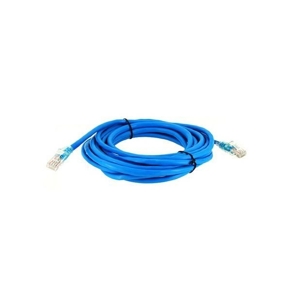 5m ETL Verified to EIA/TIA 568B Category 6 RJ45 Ethernet Network Cable/Patch Cable Blue