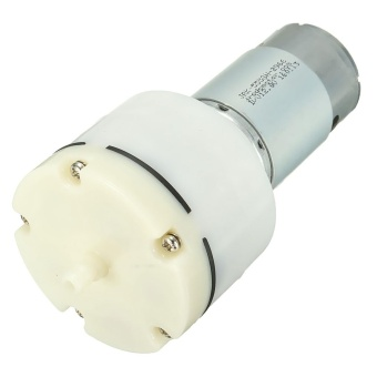 12 V DC Pompa Vakum Tinggi Tekanan Diafragma Pompa Vakum Pompa Udara 13L/Min 1500mA