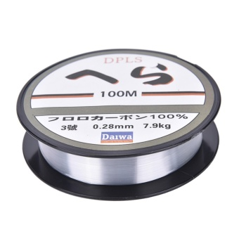 1.6 18.4 Kg Nylon Fishing Line 100 M Nomor 3-Internasional
