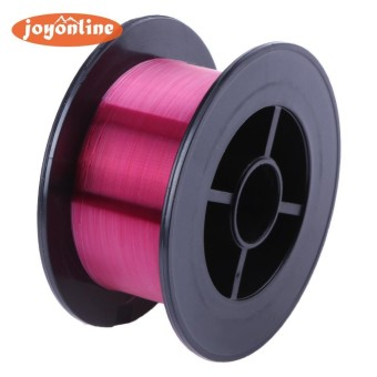 200m Strong Nylon Fishing Line for Fresh Water Fishing Red intl