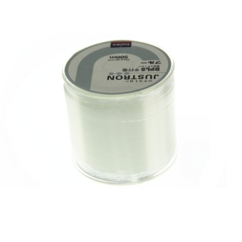 500m 0.8# Monofilament Fishing Line Strong Quality Nylon thread developed tile line White AY024/AY027