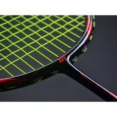 6U Ultra-light Offensive And Defensive Badminton Racket 72g G4,Full Carbon Fiber,Without String,For Badminton Training Activities - intl