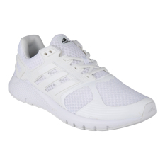 Adidas Duramo 8 Women's Running Shoes - Ftwr White-Crystal White S16-Lgh Solid Grey