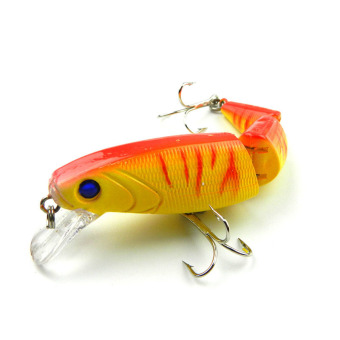 Amart 3D Fishing Lures Jointed Hard Bait - intl