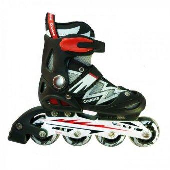 Cougar Sepatu Roda MS835L BK WH