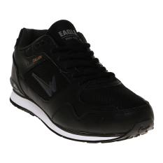 Eagle Stallion Sepatu Jogging - Black-Grey