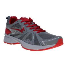 Eagle Sting Sepatu Lari - Grey-Red