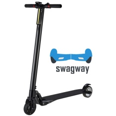 Electric Scooter Light Weight Ringan Foldable lightweight skuter elektrik lipat