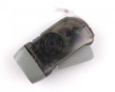 emyli Senter Pompa LED Hand-Pressing Flash Light - Tanpa Baterai - Hitam