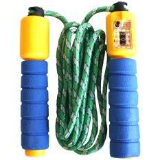 FG Jump Rope Lompat Tali Skipping - Biru kombinasi