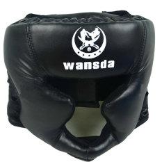 FLY Headgear&Nbsp;Head&Nbsp;Guard&Nbsp;Training&Nbsp;For&Nbsp;Boxing&Nbsp;Sparring&Nbsp;Black - intl