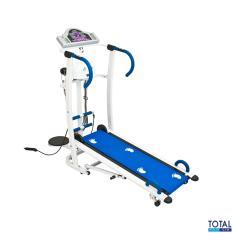 Free Ongkir - Jabodetabek - Jabar - Jateng - Jatim - Total Fitness Official - Tl-5008 Treadmill Manual 6 Fungsi Dengan Massager
