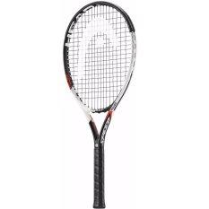 Head Raket Tenis Speed PWR Graphene Touch XT Unstrung Grip 2 Black/White/Red