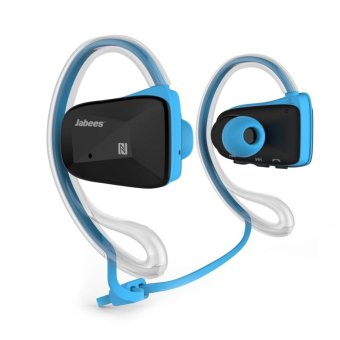 Jabees 4 Color Bluetooth Wireless Sports Stereo Waterproof Swimming Headset
