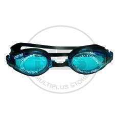 Kacamata Renang Arena Pasific Training - Biru Tua Miror