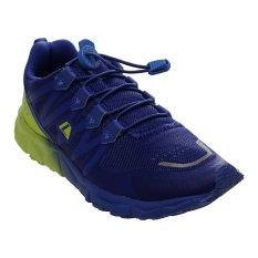 League Kumo 1.5 M Sepatu Lari Pria - Dazzling Blue-Volt