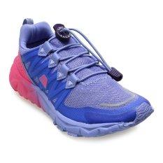 League Kumo 1.5 W Sepatu Lari Wanita - Deep Periwinkle-Flash Pink