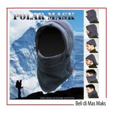 Masker Gunung Polar / Balaclava Buff / Kupluk Gunung