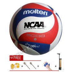 Molten 5000 Official GAME Volleyball Size 5 Ball Molten V5M5000 Volleyball Soft PU Handball - intl