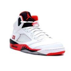 Nike Air Jordan 5 Retro - Putih