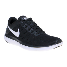 Nike Flex 2016 RN Women's Running Shoes - Black-Cool Grey-White