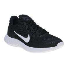 Nike Lunar Skyelux Men's Running Shoes - Black-White-Anthracite