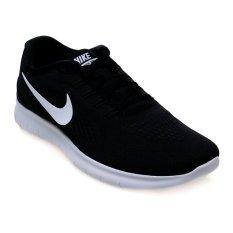 Nike Men's Free RN Running Shoes - Black-White-Anthracite
