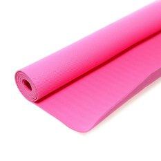 Nike [N.YE.02.647.OS] Fundamental Yoga Mat 3mm - Vivid Pink