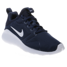 Nike Women's Kaishi 2.0 Shoe - Midnight Navy-White
