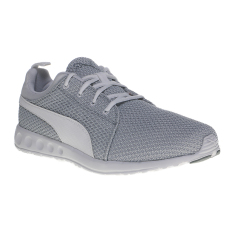 Puma Carson Knitted Men's Running Shoes - Quarry-Puma White-Andean Toucan
