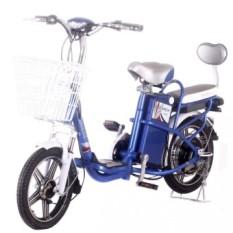 Richey Sepeda Listrik Deluxe 250 Watt - 36V 12A - Biru