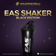 Shaker Original EAS BLACK EDITION 600 ml