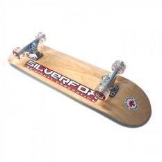 Silverfox Skateboard Prof 100% Canadian 31X8 Inch LY-3108AF-Nat
