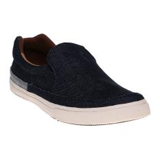 Spotec Jefry Sepatu Sneakers - Blue/Off.White