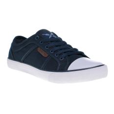 Spotec Neo Sepatu Sneakers - Biru Dongker/Putih