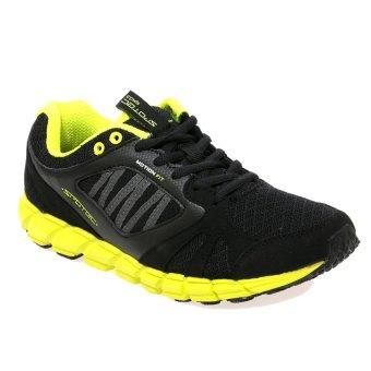 Spotec SPC 3.0 Sepatu Lari Pria - Hitam-Citroen