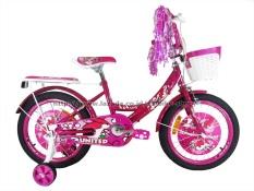 """United Sepeda Anak 18"""" Kokuri - Pink"""
