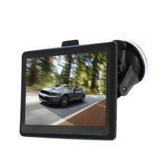 "7"" HD Touch Screen Multi-function Portable Car GPS Navigation 128MB RAM 4GB FM Video Play Car Navigator + Free Map (Intl)"