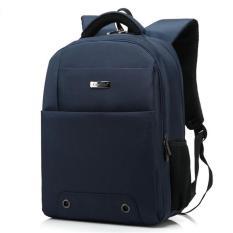 "15.6"" Laptop Backpacks Hot Sell 2016 Men Waterproof Nylon Bags Multi-function Student School Bag D175 - Intl"