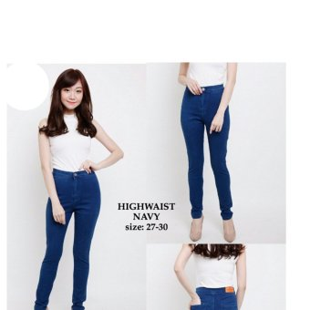 168 Collection Celana Cutbray Jeans Pant Navy Harga Daftar Harga Source 168 Collection Celana Panjang Vania