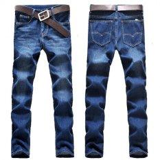 2016 New Arrival Denim Trousers Men's Jeans A Jeans Straight Pants