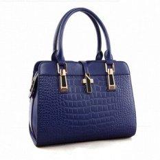 2017 New Women Messenger Bags Fashion 100% Genuine Leather Handbag Portable Shoulder Bag Women Leather Handbag Tote SD12 - Intl