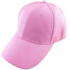 Adapula Kolam Topi Bisbol Yang Dapat Topi Pelindung Matahari Berwarna Merah Muda