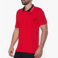 Adidas Kaos Polo Sports Essentials Polo shirt - AY5516 - Merah