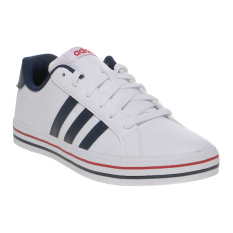 Adidas Weekly Men's Shoes - White-Collegiate Navy-Power Red