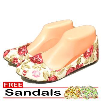 Woman Choice Flat Shoes Develop 08 - Sepatu Balet - Multicolor