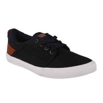Airwalk Jason Sneakers Pria - Black